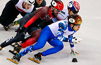 На Олимпиаде уже разыгрывают медали! Елистратов – бронза в шорт-треке. Онлайн