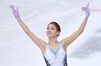 Косторная – главный фаворит чемпионата Европы, коэффициенты на Трусову и Щербакову – 3 и выше