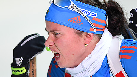 Худший сезон российских биатлонисток