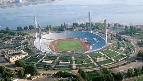 Чтобы построить «Газпром Арену», снесли стадион Кирова. Что в нем было особенного?