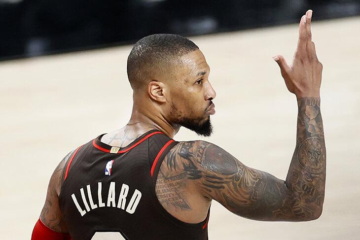 «Лейкерс» вылетели из плей-офф, Лиллард – тоже. А они могут объединиться?