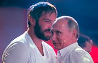 политика, Владимир Путин, Вашингтон, Александр Овечкин, НХЛ, фото