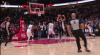 Zach LaVine finishes through contact