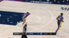 Great assist from T.J. McConnell