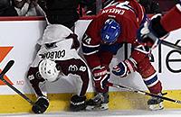 Монреаль, НХЛ, Алексей Емелин, Джо Колборн, Джером Игинла, видео