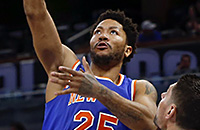 НБА, Нью-Йорк, Деррик Роуз