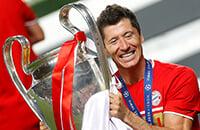 Роберт Левандовски, Лига чемпионов УЕФА, Золотой мяч, бундеслига Германия, Бавария