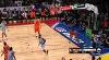 Jaylen Brown with the huge dunk!