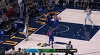 Kristaps Porzingis Blocks in Utah Jazz vs. New York Knicks