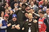 Фаны «Филадельфии» пробили самый массовый выезд сезона в НБА