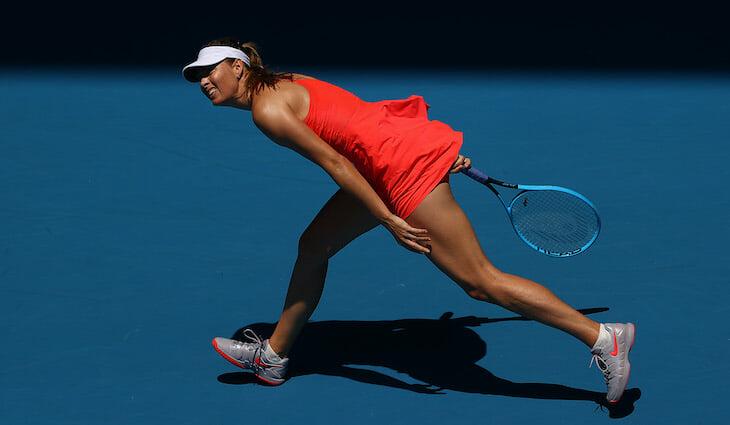 Грустно, но Шарапова слишком плохо играет: вылетела в первом круге Australian Open и выпадет из топ-350