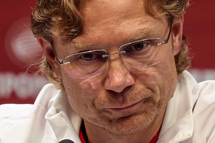 Дзюба отказался ехать в сборную, потому что «не набрал оптимальную форму». Карпин только пожал плечами