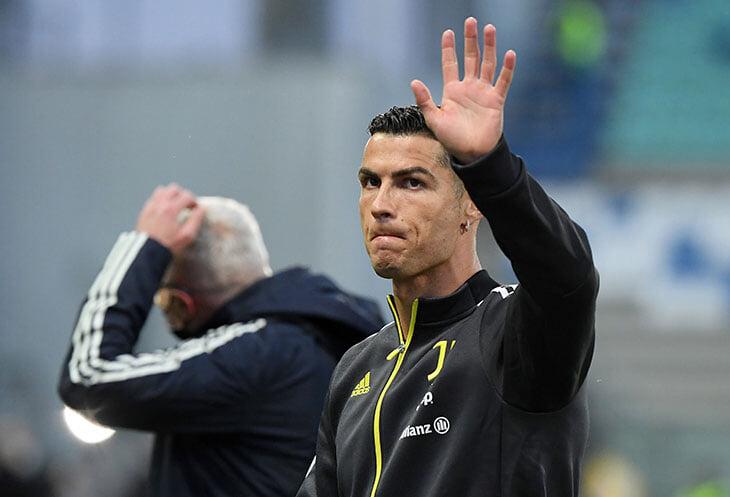 У Роналду остался год по контракту с «Юве». Что дальше? Может вернуться в «Спортинг» или «МЮ» (уже этим летом)