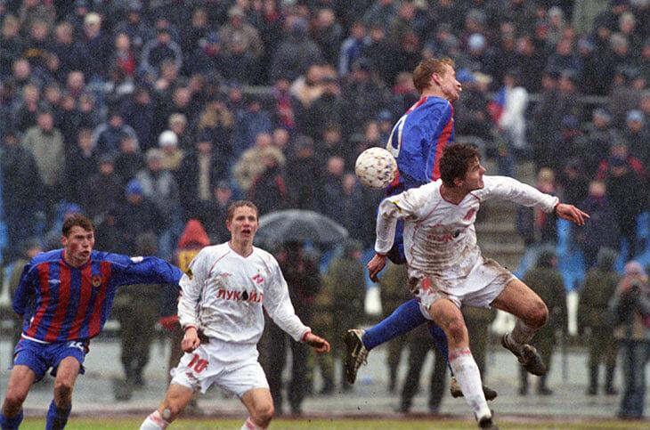 Матч, с которого для меня началась РПЛ: ностальгия авторов Sports.ru. Присоединяйтесь