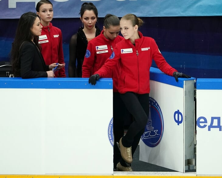 Кто выиграет золото – Трусова, Щербакова или Валиева? Все расклады на чемпионат России по фигурному катанию