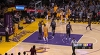 Brandon Ingram rises for the jam!