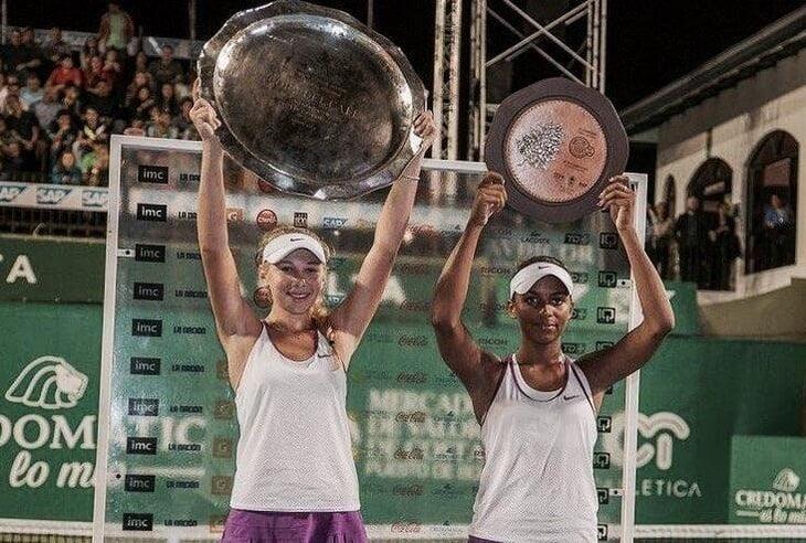 Самая молодая теннисистка топ-30 провалила Australian Open. Летом она потеряла отца и скорбит на корте