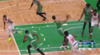 Jaylen Brown with 32 Points vs. New York Knicks