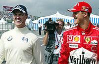 Формула-1, Ральф Шумахер, Вилли Вебер, Михаэль Шумахер, Джордан, бизнес, деньги, Уильямс, Эдди Джордан, Тойота, почитать, Хуан-Пабло Монтойя