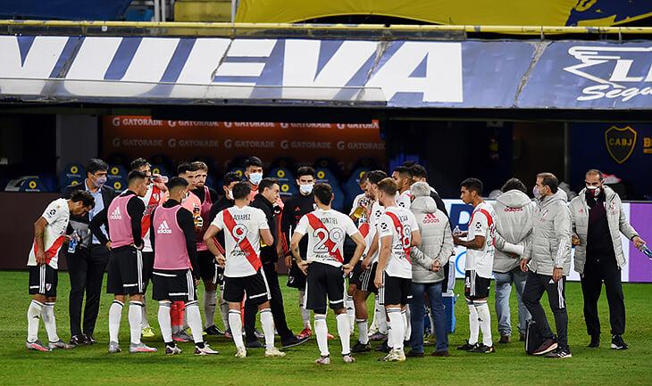 В воротах «Ривера» в Кубке Либертадорес сыграет хав с недолеченной травмой (и ростом 177 см). Из-за ковида осталось 10 здоровых игроков