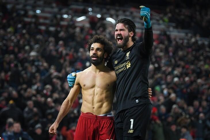 Я дожил до чемпионства «Ливерпуля». АААААААААААА!