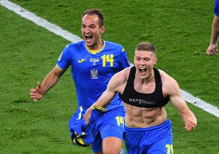 Швеция была лучше, а Форсберг – неудержим. Украину вытащили лидеры и характер