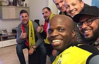 болельщики, ФИФА, Кубок Дании, Боруссия Дортмунд, Селтик, Копенгаген, Монако, Лига чемпионов