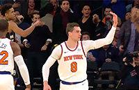 видео, НБА, Милуоки, Нью-Йорк, Яннис Адетокумбо, Марио Хезоня