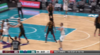 Cody Zeller with the big dunk