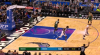 Jonathon Simmons with 7 3-pointers  vs. Milwaukee Bucks