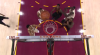 Giannis Antetokounmpo with 37 Points  vs. Cleveland Cavaliers