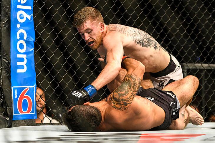 Претенденты на пояс UFC Петра Яна подерутся уже ночью. Это очень опасные ребята