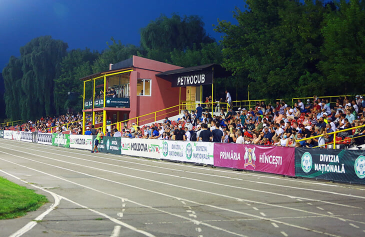 «Шериф» в ЛЧ – чудо года. Помогла отмена лимита, но пока в молдавском футболе жуть: ни болельщиков, ни денег