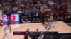 What a shot by Kevin Love