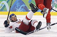 Ванкувер-2010, Яромир Ягр, Александр Овечкин, Сборная России по хоккею, олимпийский хоккейный турнир, Сборная Чехии по хоккею