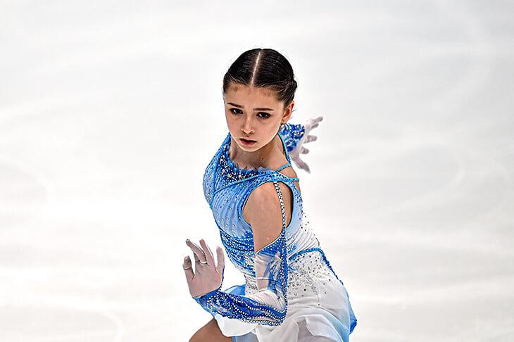 Послушали неожиданную Боброву: про слезы Медведевой после Олимпиады, красивые ноги и грудь Загитовой
