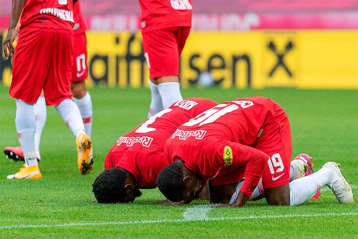 У игроков «Зальцбурга» нашли диуретик (скрывает следы допинга). Клуб валит вину на сборную и горную болезнь