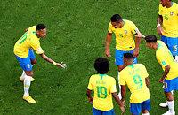 Сборная Бразилии по футболу, Сборная Мексики по футболу, Неймар, ЧМ-2018, CS:GO
