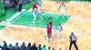 James Harden with 34 Points  vs. Boston Celtics