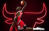 Майкл Джордан, Чикаго, НБА