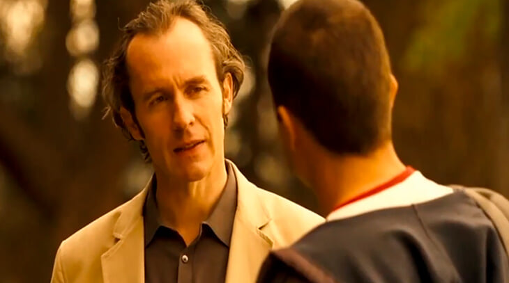 Вы точно знаете Сантьяго Муньеса из «Гола». Но мои кумиры – его великий агент и одноклубник-тусовщик Гэвин