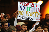 Выйдет ли Италия на ЧМ-2018?