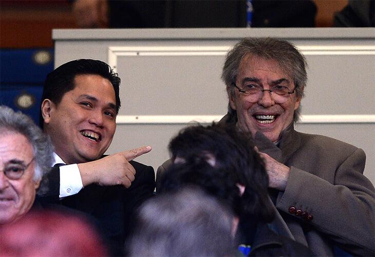 11 лет «Интера» от требла до нового чемпионства: две смены владельцев, 12 тренеров и миллиард евро на трансферы