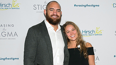 Ронда Раузи выходит замуж за бойца UFC
