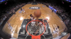 Jarrett Allen rises up and throws it down