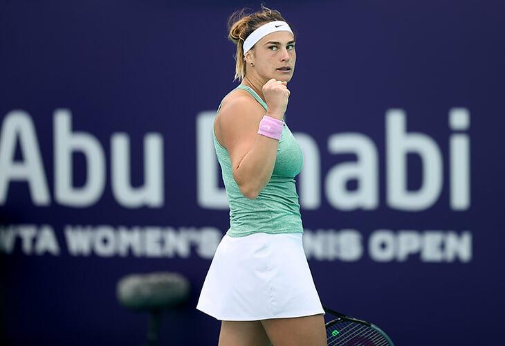Соболенко разрывает тур: уже 15 побед и 3 титула подряд. А игра – вообще бомба