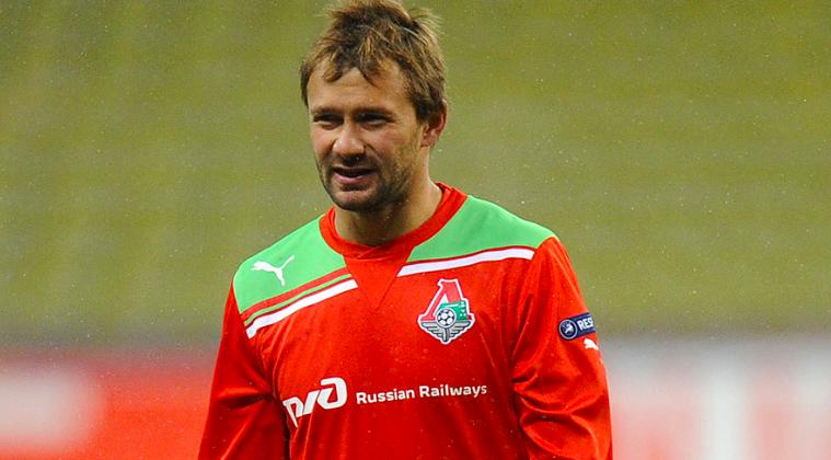 Дмитрий Сычев: «Хочу остаться в «Локомотиве». Это мой дом»