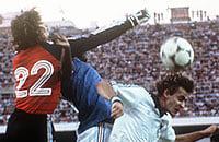 Франция – ФРГ на ЧМ-1982 – два часа дикой силы. Удар бедром в голову, 2:2 в овертаймах и вратарь, который при свисте тащил пенальти