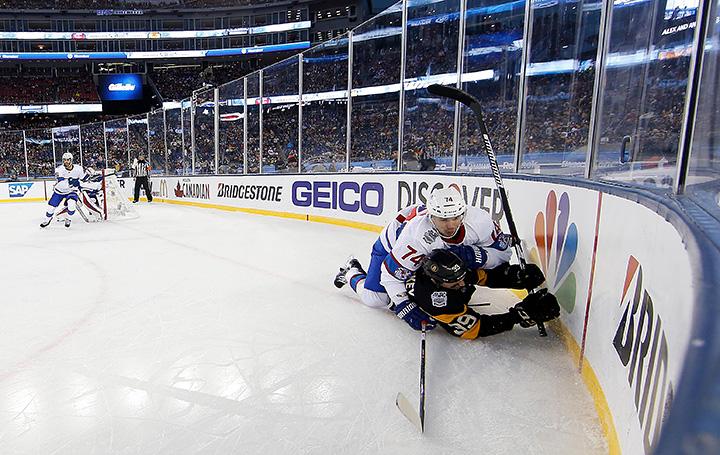 Алексей Емелин, Монреаль, НХЛ
