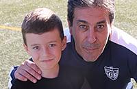 Самому молодому тренеру Испании 9 лет – он лечится от генетической болезни. Почитайте его трогательную историю